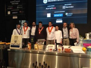 Η Μακεδονική Κουζίνα στην 5<sup>η</sup> Διεθνή  Έκθεση Τροφίμων και Ποτών Food Expo