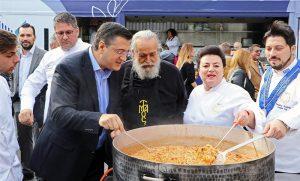 Το «Λεωφορείο της Μακεδονικής Κουζίνας» ξεκίνησε το γαστρονομικό του ταξίδι στην Ευρώπη